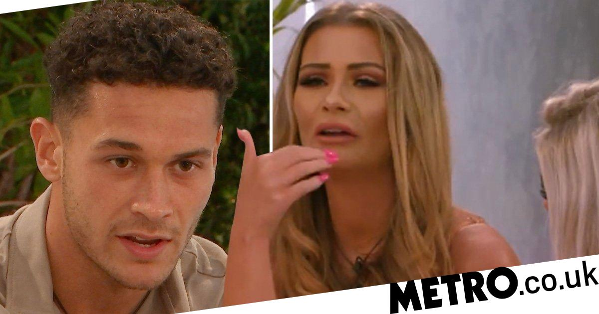 Love Island's Shaughna jokes Callum should get a Bafta for his acting with her