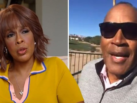 OJ Simpson slams Gayle King for discussing Kobe Bryant's rape case: 'This wasn't the right time'