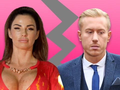 Katie Price 'cuts ex Kris Boyson out of new reality series My Crazy Life after split'