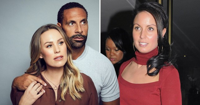 Rio Ferdinand and wife Kate talk about what it's like to be a stepfamily