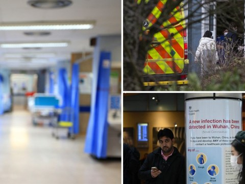 Two healthcare workers among four new cases of coronavirus in UK
