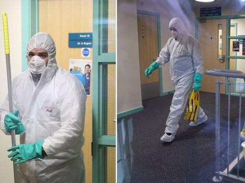 Hunt for patients treated at coronavirus-hit Brighton surgery