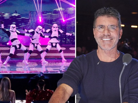 Simon Cowell promises to get tattoo if Boogie Storm win America's Got Talent: The Champions