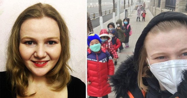 Welsh teacher in coronavirus-hit city refuses to return from 'apocalypse'