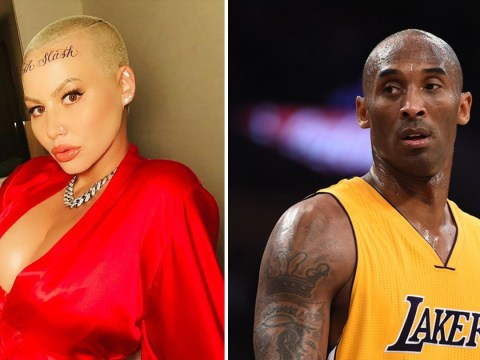 Amber Rose's face tattoo inspired by Kobe Bryant's death: 'Life is too short'