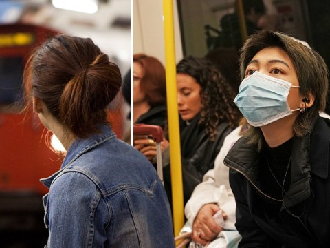 Coronavirus experts don't know how fast it could spread on Tube