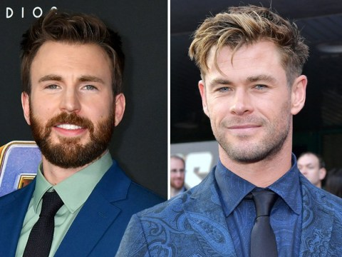 Avengers' Chris Evans and Chris Hemsworth go head to head in Kids' Choice Awards nomination for favourite movie actor