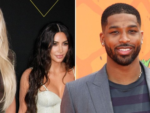 Kim Kardashian does ultimate U-turn and claims she now loves cheating Tristan Thompson 'like a brother'
