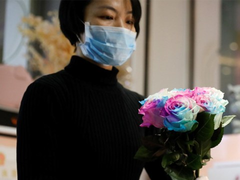 Love in the age of coronavirus: Beijing florist puts hand sanitiser into Valentine's bouquets amid outbreak