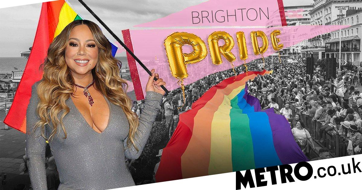 Mariah Carey confirmed to headline Brighton Pride 2020 in 'six figure' deal