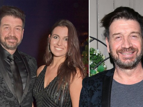 Nick Knowles confirms he is single on Valentine's Day as he denies ever dating Emily Hallinan