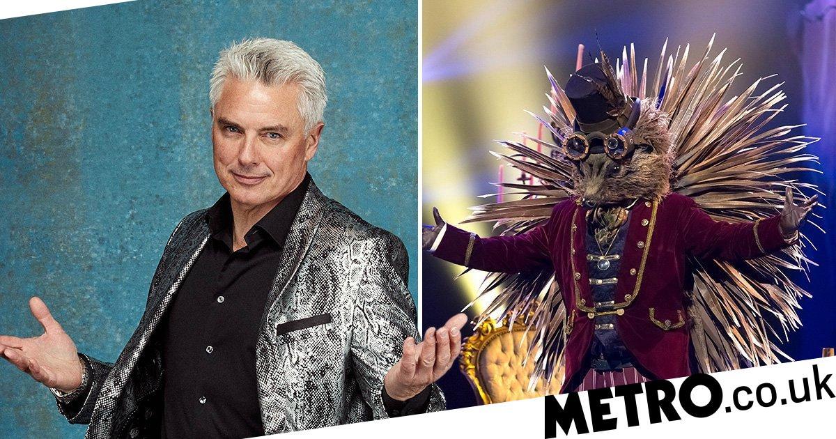 The Masked Singer UK: John Barrowman 'lets slip' that he is Hedgehog