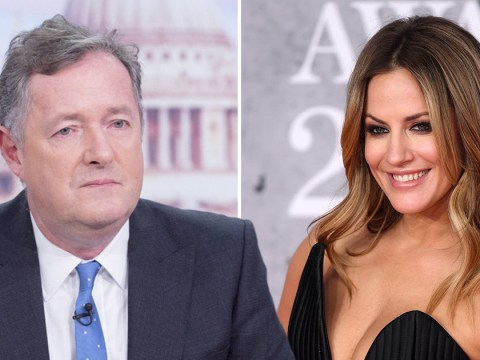 Piers Morgan forced to block 'abusive trolls' after paying tribute to Caroline Flack