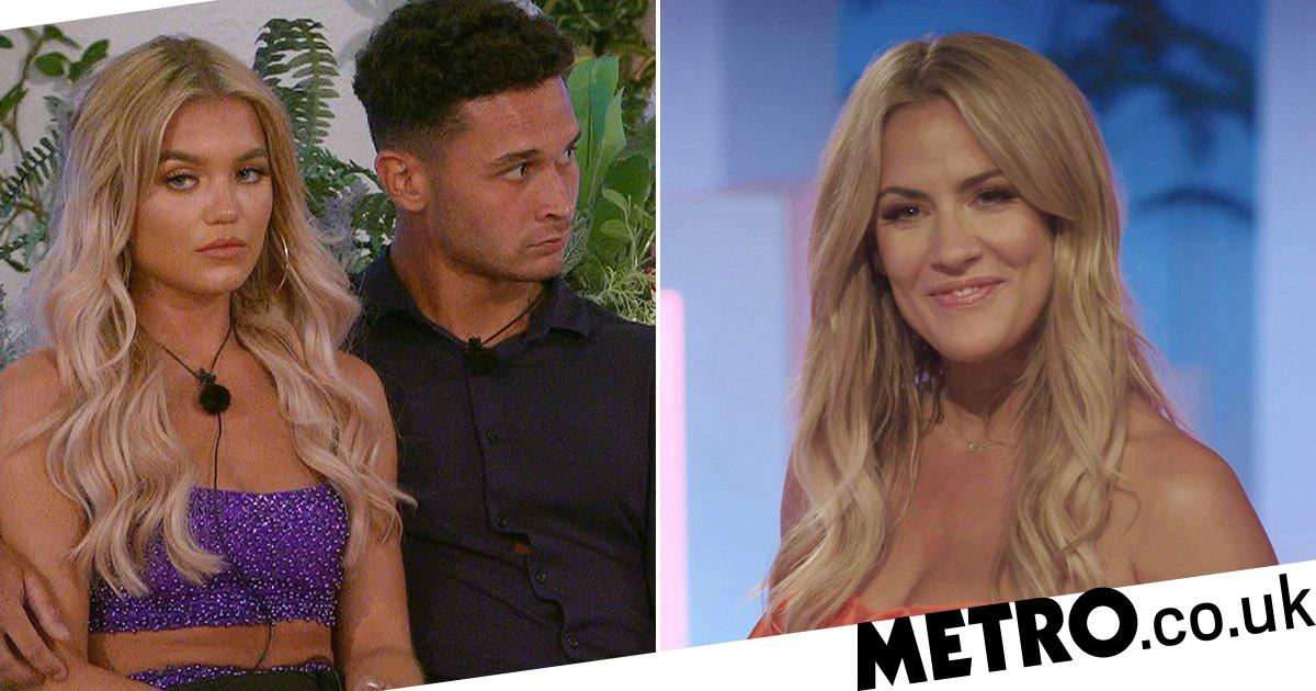 Love Island 'haven't told contestants about Caroline Flack's death'