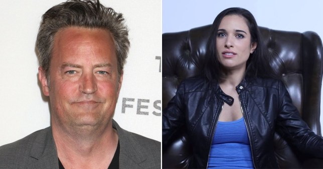 Matthew Perry S Girlfriend Confirms Relationship In Valentine S Post Metro News