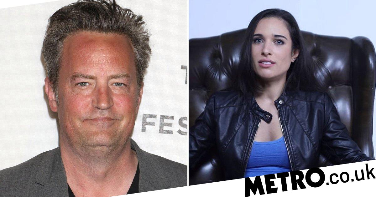 Matthew Perry's girlfriend confirms relationship in sweet Valentine's post