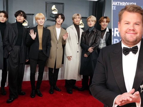 BTS' Carpool Karaoke is finally on its way and we can't cope
