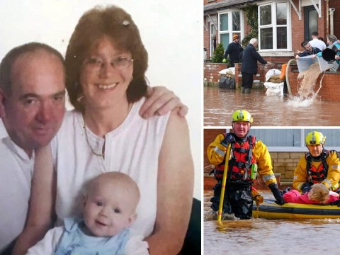 Woman swept away by Storm Dennis floodwater found dead