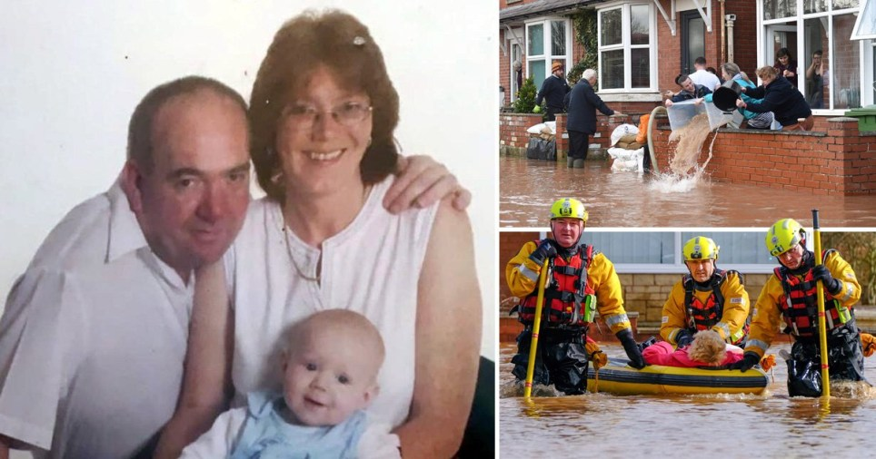 Yvonne Booth, 55, was swept away by floodwater on Sunday (Picture: PA)
