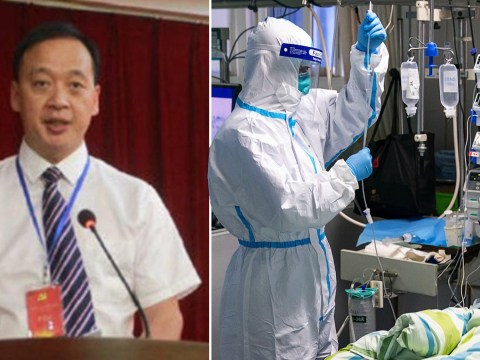 Director of hospital at centre of coronavirus outbreak dies from the disease