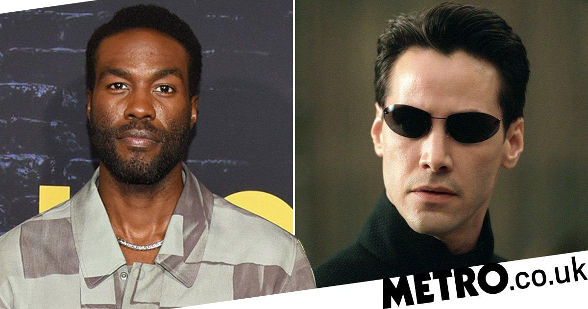 Yahya Abdul-Mateen II wants to get his butt kicked in The Matrix 4