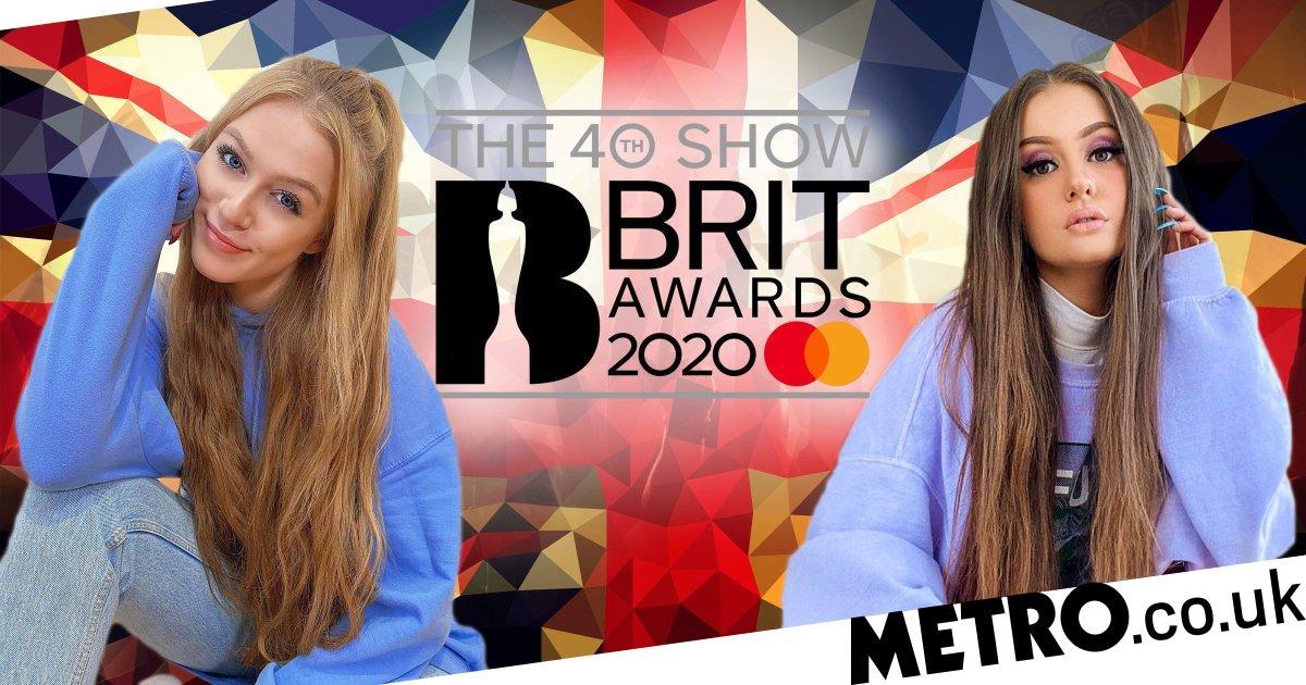 Brit Awards 2020: TikTok star Holly H spills all on 'special room' for celebs