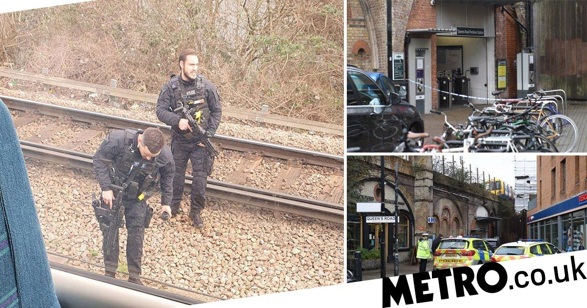 Passengers forced to hide in driver's cabin after knifeman gets on board - metro