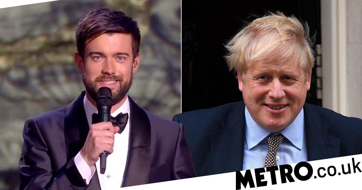Brit Awards 2020: Jack Whitehall's first joke roasts Boris Johnson
