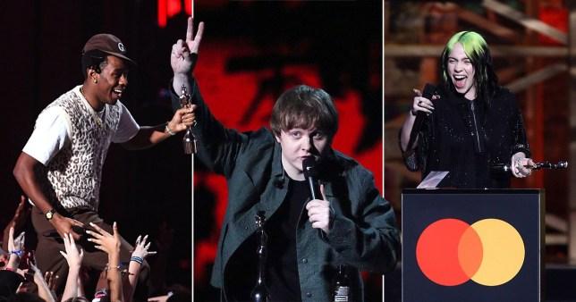 Brit Awards winners