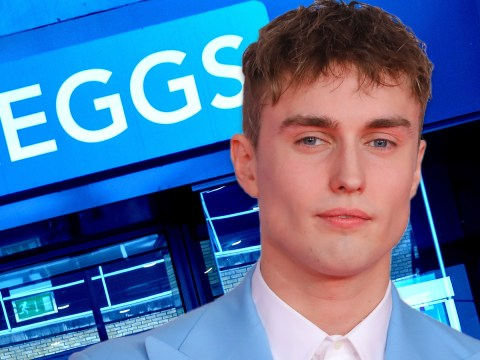 Sam Fender's favourite part of winning the Brits rising star award was the Greggs 'gold card' he got because of it