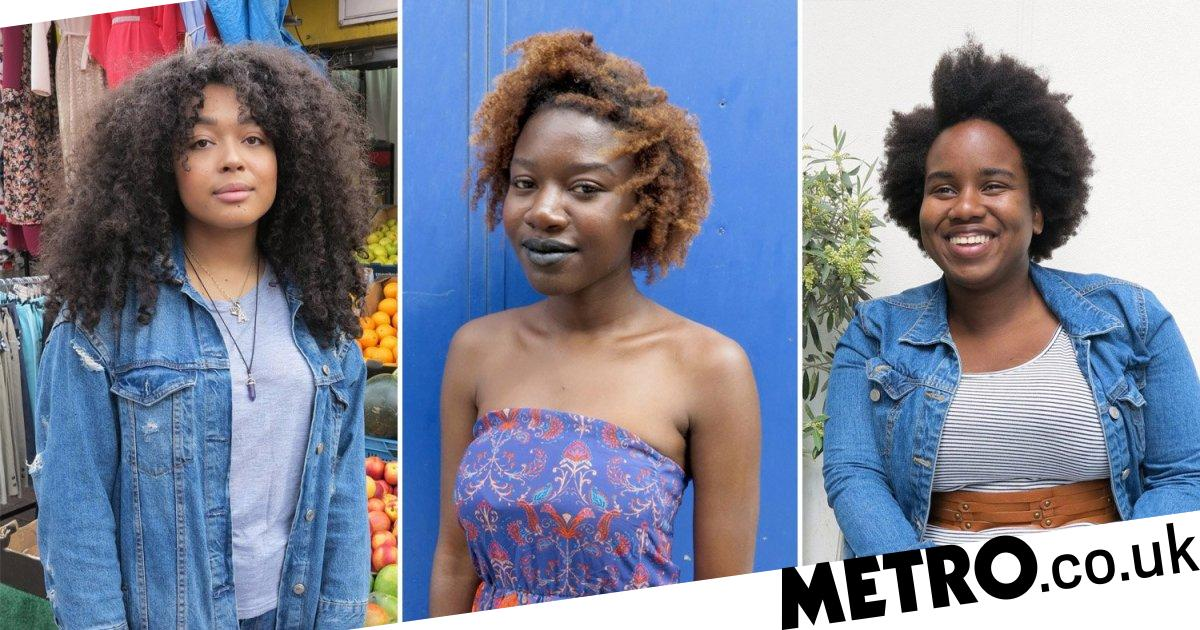 Stunning exhibition showcases the powerful beauty of natural curly hair