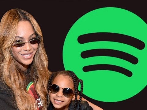 Beyonce's daughter Blue Ivy already has 1m Spotify listeners and she's not even a singer