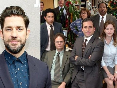 John Krasinski would 'absolutely love' to do an Office reunion