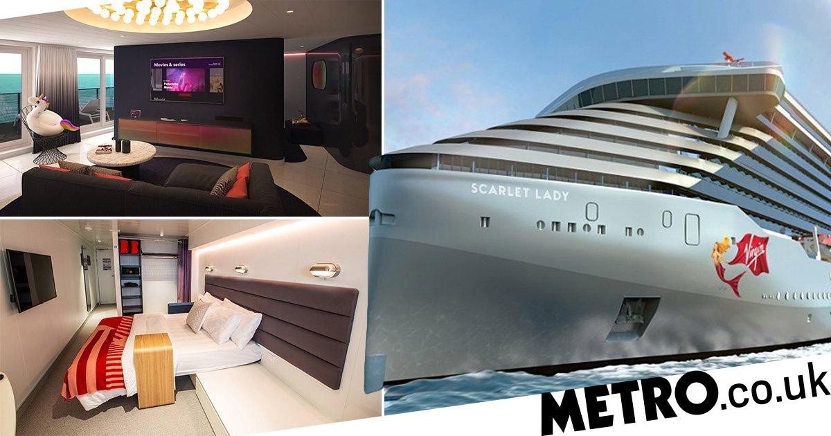 Virgin launch first adults-only cruise ship targeted at millennials