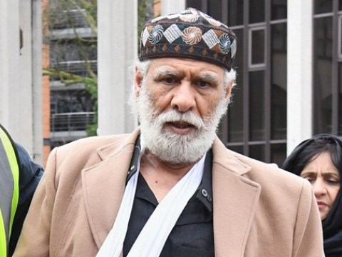 'I forgive him' says mosque elder stabbed while giving call to prayer