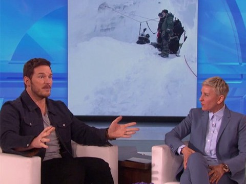 Chris Pratt claims dead bodies were found on the set of Tomorrow War but local police disagree