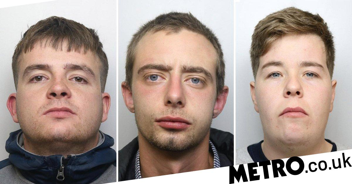 Man was beaten with bricks, stabbed and set alight by three friends