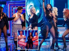 Ant and Dec 'apologise' to fans after Pussycat Dolls' raunchy performance
