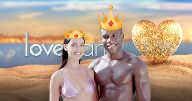 Love Island quiz - viewers results