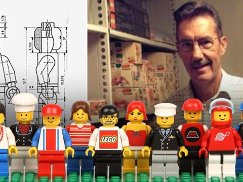 Man who invented Lego people, Jens Nygaard Knudsen, dies aged 78