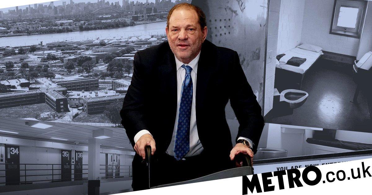 Harvey Weinstein guilty: Inside Rikers Island where rapist will be held