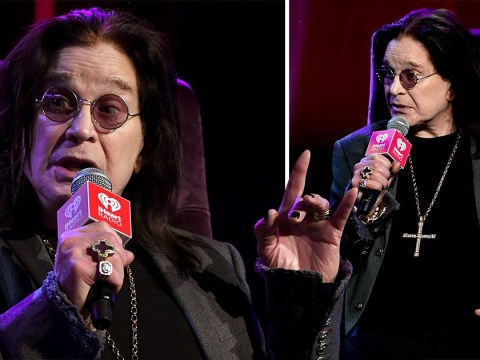 Ozzy Osbourne says the last year has been 'f**king hell' as he opens up on his health and battle with Parkinson's