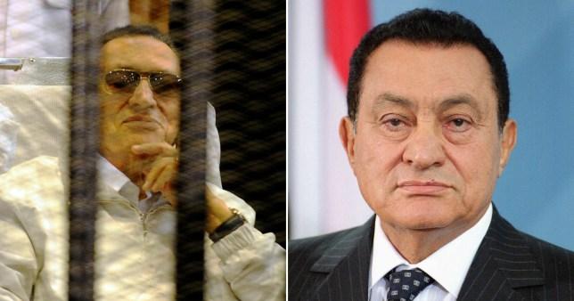 Mubarak death
