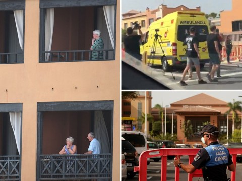 Four people test positive for coronavirus at Costa Adeje Palace hotel