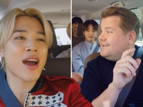 Papa Mochi trends after BTS Carpool Karaoke as Jimin and James Corden bond