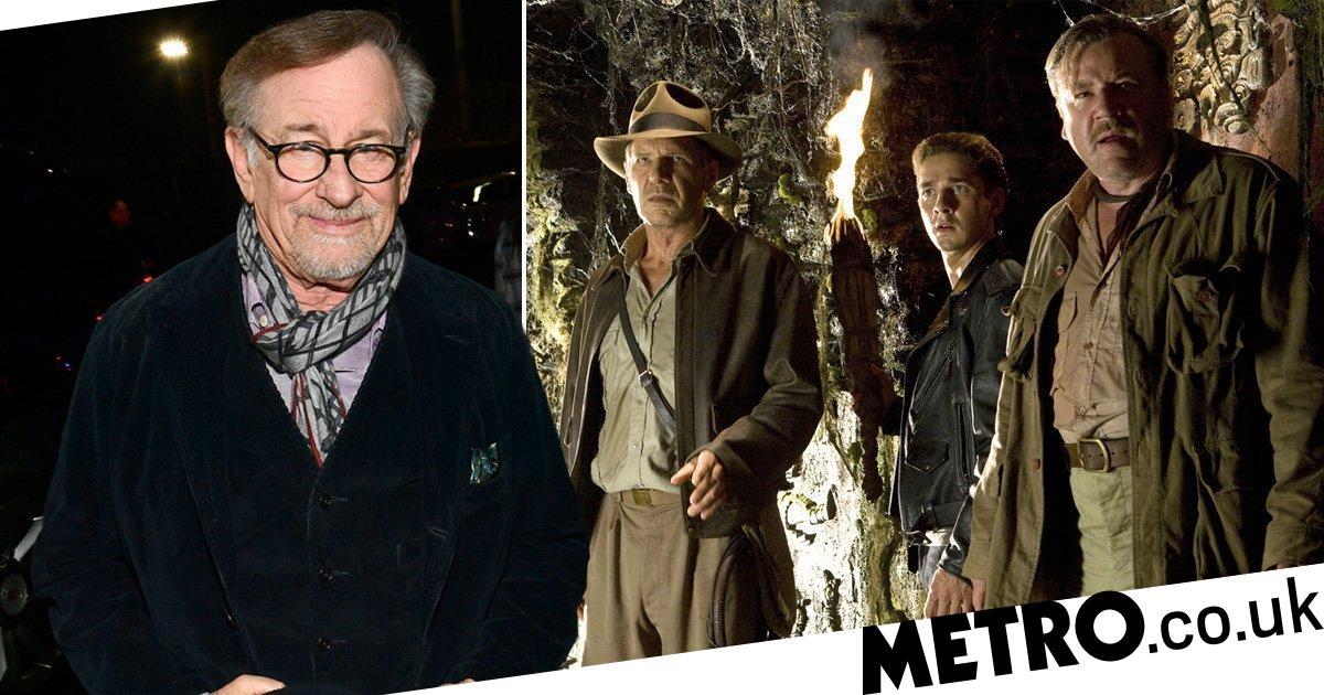 Steven Spielberg 'won't direct Indiana Jones 5'