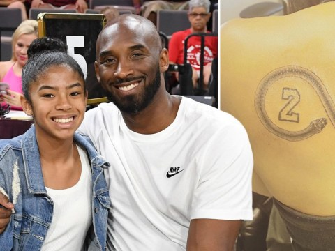 Kobe Bryant's sister reveals tattoo dedicated to brother and niece Gigi after tragic deaths
