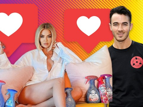 From flogging Febreze to live-tweeting labour, the best/worst celebrity spon-con posts