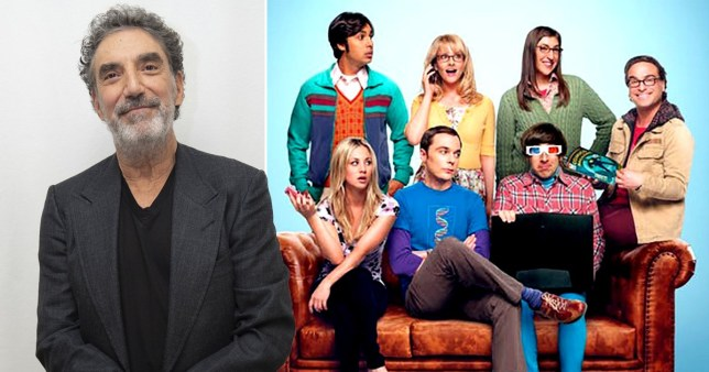 The Big Bang Theory creator\'s diary entry on pitching show to CBS