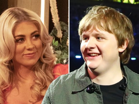 Love Island winner Paige Turley hits back at Lewis Capaldi's Brits speech